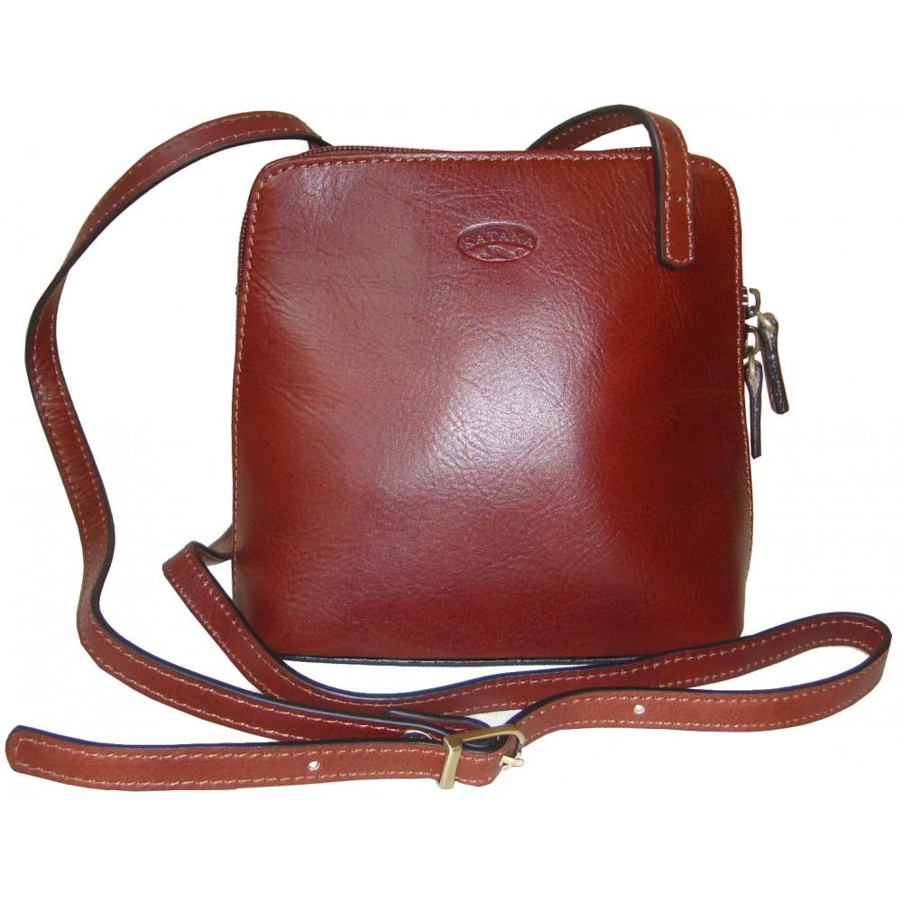 ... Kožená kabelka 1808 (16x16x8 24d35d5c658
