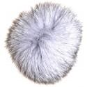 A bobble of raccoon or fox