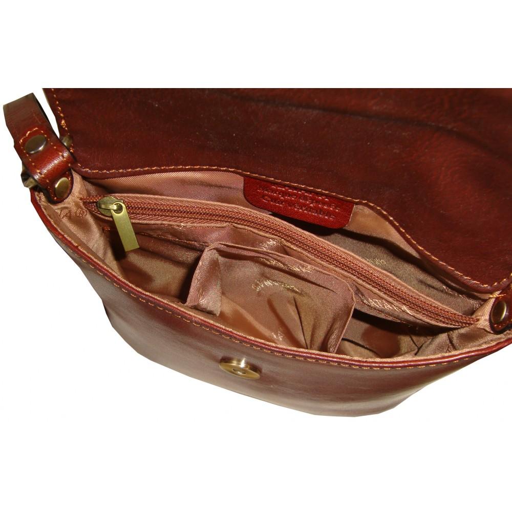 Kožená kabelka 1803 (18x16x8) - Faraon-sandals.cz a7cdfb77db4