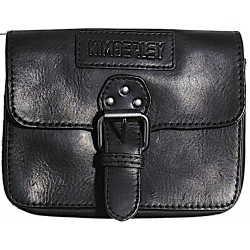 Leather belt case Kimberley 3278 black