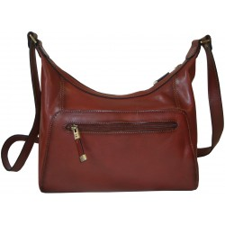 Leather Handbag 82362 (30x29x10)