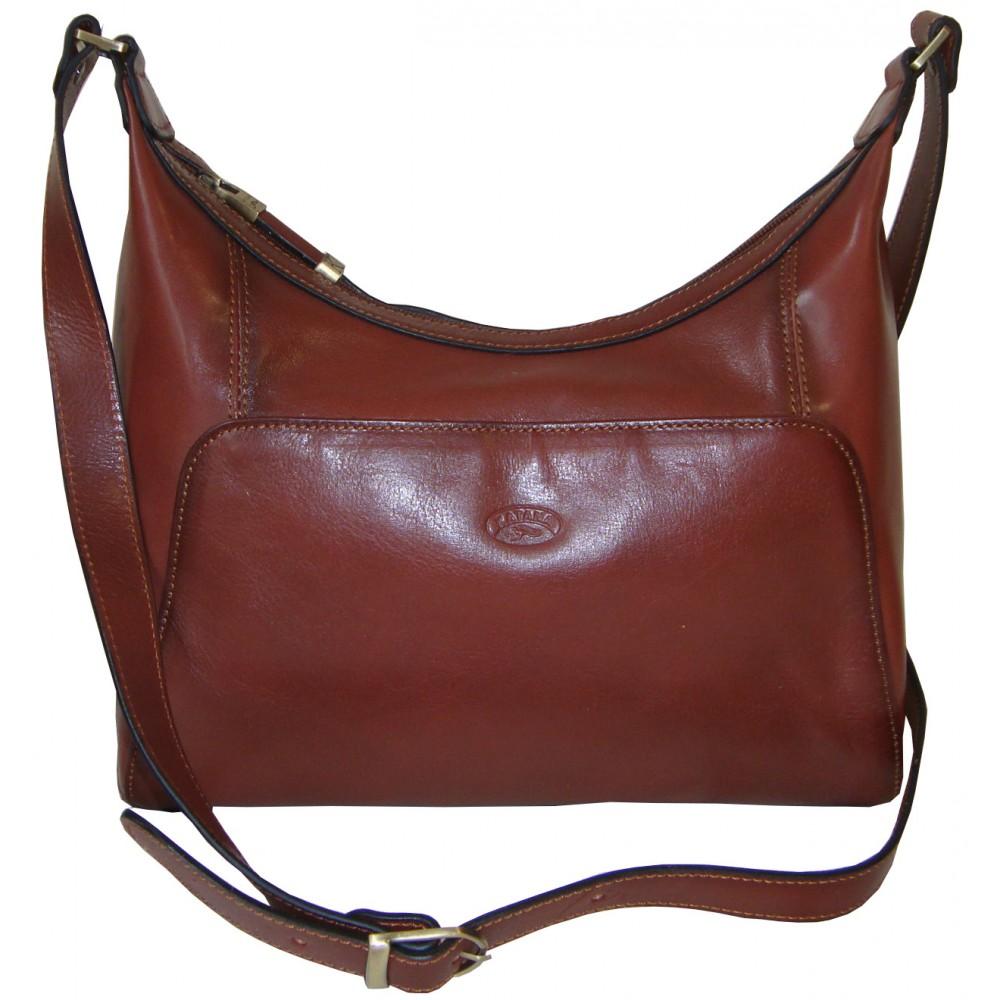 Kožená kabelka 82362 (30x29x10) - Faraon-sandals.cz 67e5f99dfc8