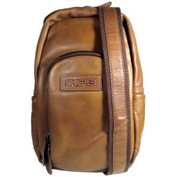 Kimberley 3110 brown leather backpack