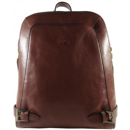 Women's leather backpack Katana 82358-03