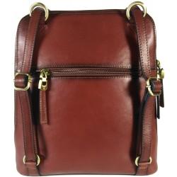 Women's leather handbag Katana 82364-03
