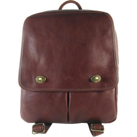 Women's leather backpack Katana 32531-03
