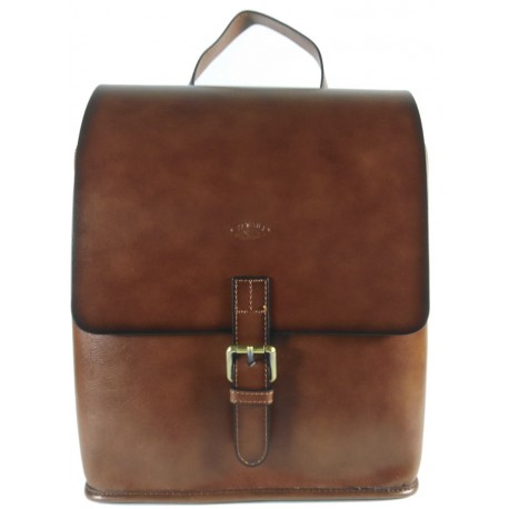 Women's leather backpack Katana 64207-03