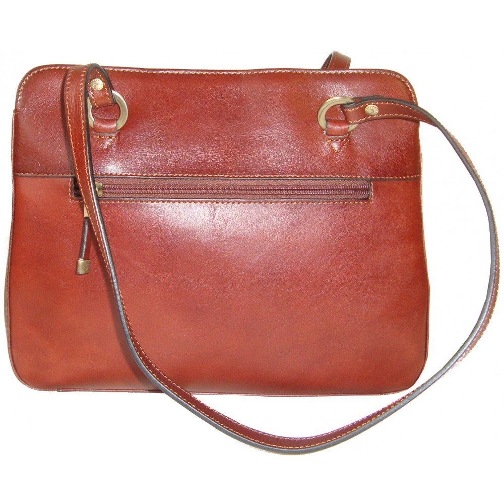 ... Kožená kabelka 82374 (30x24x11 49829c62b0d
