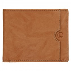 MÄNNER LEDER WALLET BLC / 4231 - LIGHT BROWN - TAN