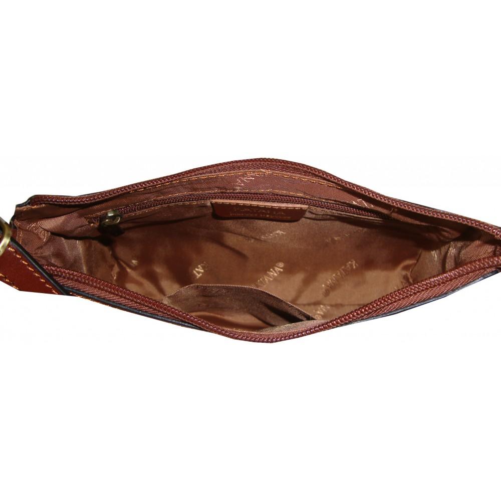 Kožená kabelka 82515 (23x17x8) - Faraon-sandals.cz 7378b36c288