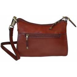 Leather Handbag 82515 (23x17x8)