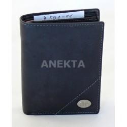 peňaženka ANEKTA D 501-01