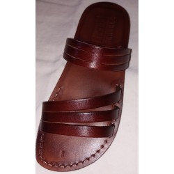 Dámské kožené sandály Smenchkare