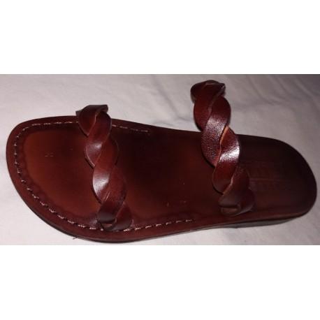 Dámské kožené sandály Meni