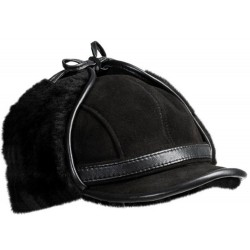 Men's jockey hat