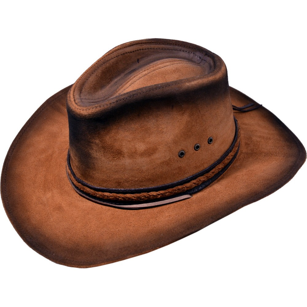 97f1e84144 Kožený klobúk Benson - Faraon-sandals.cz