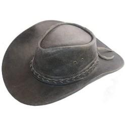 Pánsky kožený klobúk El Paso