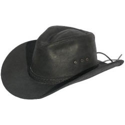 Leather hat Roswell