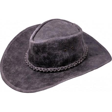 Kožený klobúk Winslow