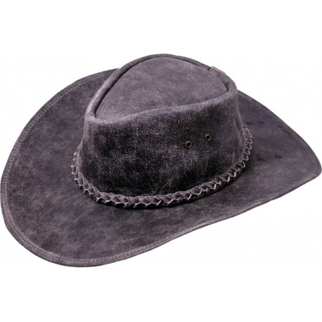 Pánsky kožený klobúk Winslow