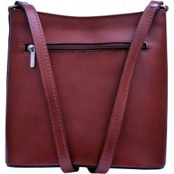 Kožená kabelka kab1 (21x21x8)