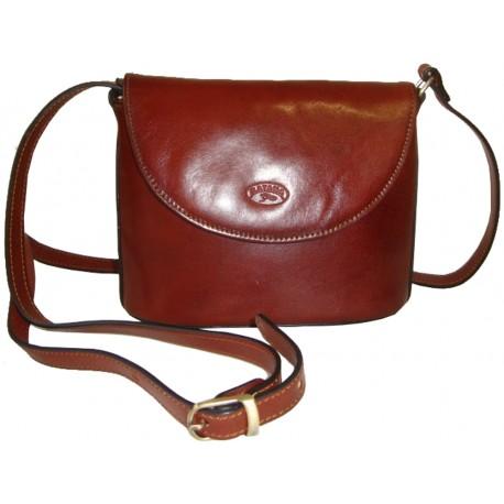 Kožená kabelka 1803 (18x16x8)