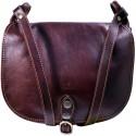 Kožená kabelka kab2 (30x25x15)