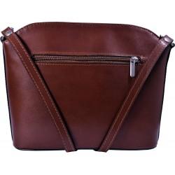 Kožená kabelka kab3 (25x20x7)
