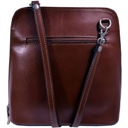 Kožená kabelka kab5 (23x22,5x10)