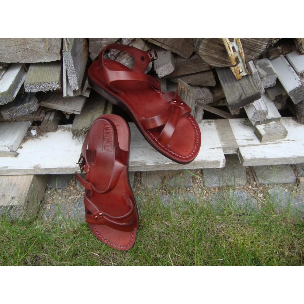 06142596042308 Damen Ledersandalen Eseta - Faraon-sandals.cz