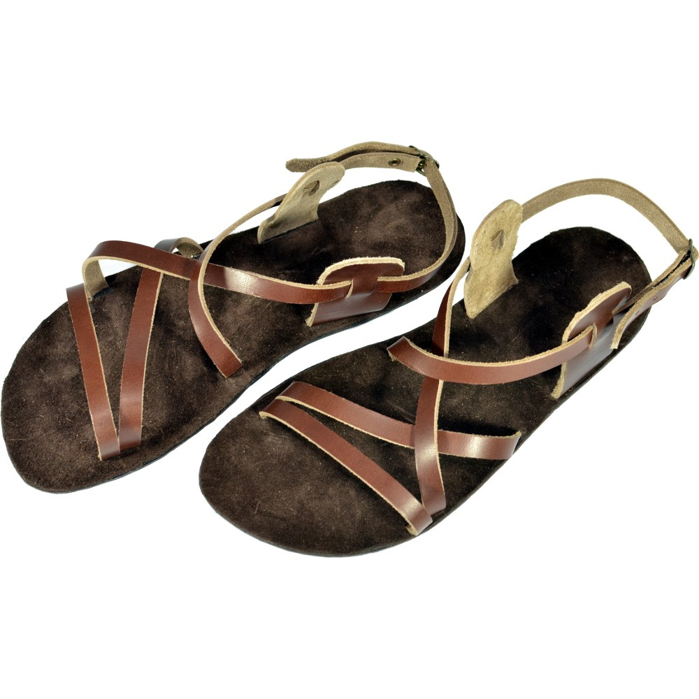 a39356b20f21 Unisex kožené barefoot sandály Pepi - Faraon-sandals.cz