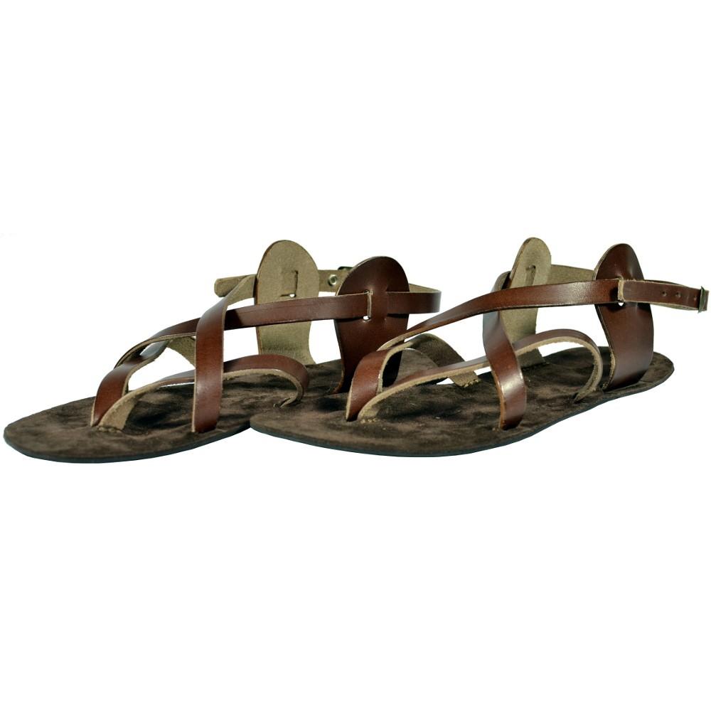 d99dde477744 Unisex kožené barefoot sandále Peribsen - Faraon-sandals.cz