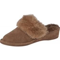 Dámske papuče na kline JU1