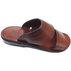 Pánské kožené sandály 090 Achnaton