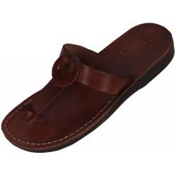 Unisex kožené sandály 034 Wadži