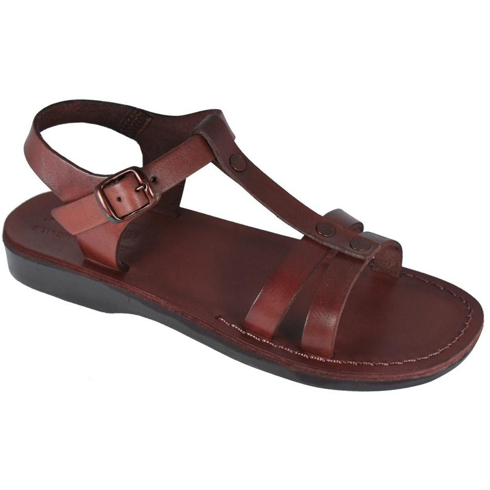 114a36c7efd1f8 Damen Ledersandalen Hunei - Faraon-sandals.cz
