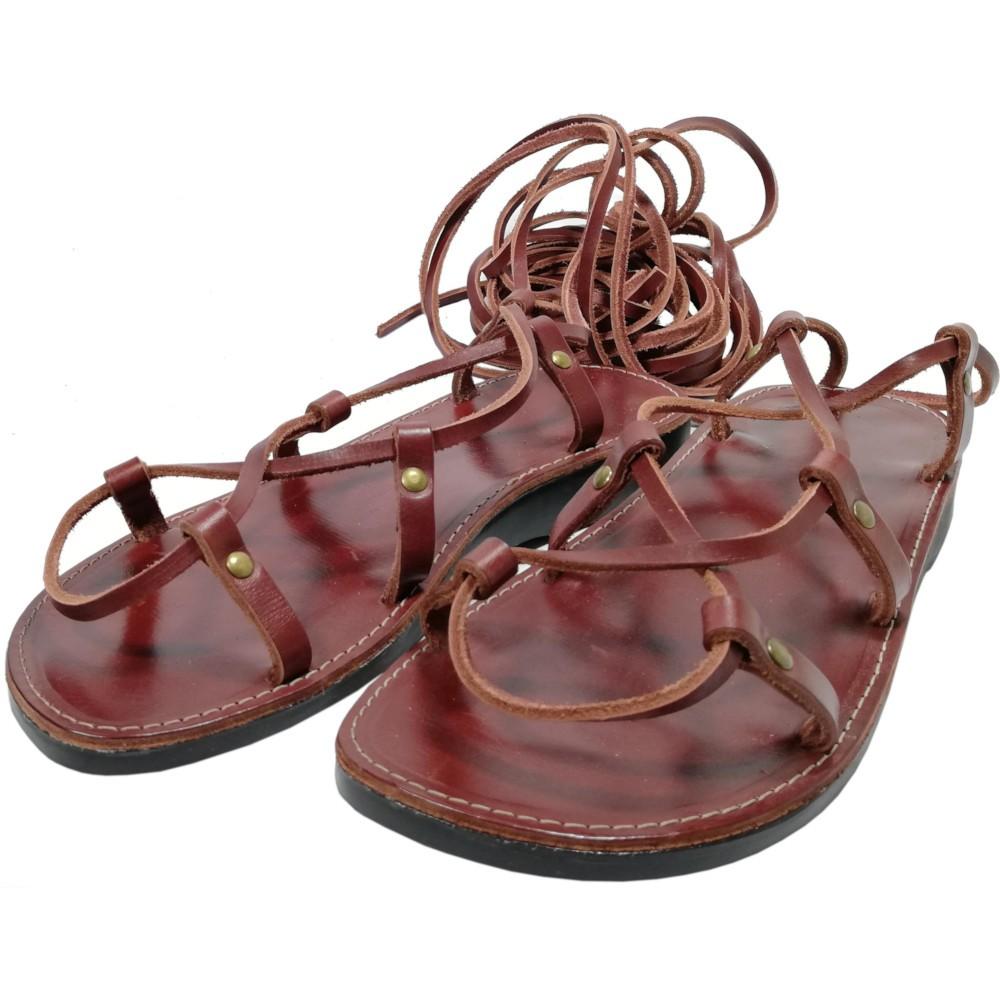 647c79e3e32b Unisex kožené sandále kristusky Cheops · Unisex kožené sandále kristusky  Cheops ...