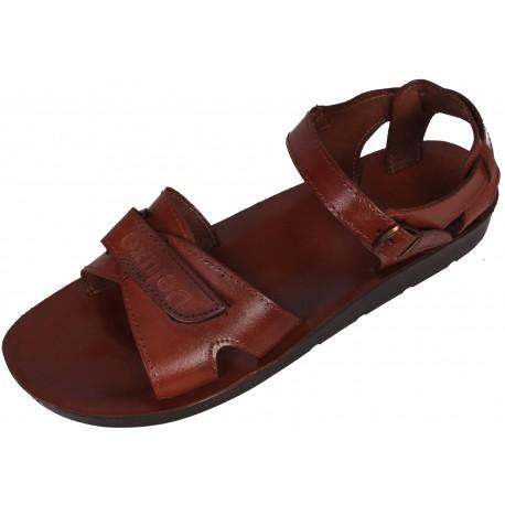 Pánské kožené sandále 102 Apopi