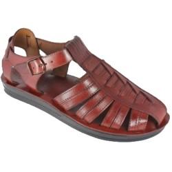 Pánske kožené sandále Džóser