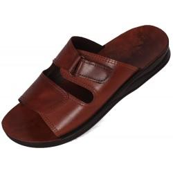 Pánske kožené sandále 110 Adžib