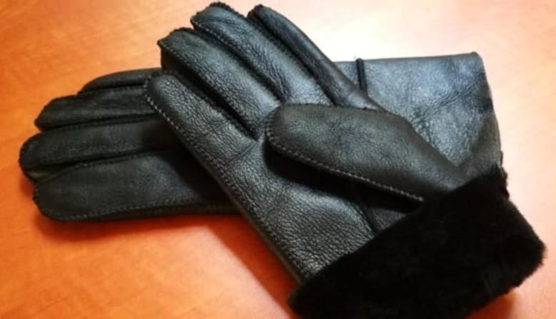 Pánské a dámské kožené rukavice
