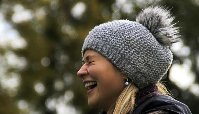 Zimní vlněné čepice