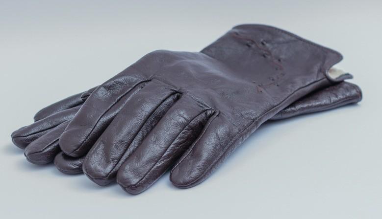 Männer und Leder Frauen Handschuhe